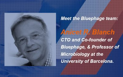 Meet the Bluephage team: Interview with Anicet R. Blanch