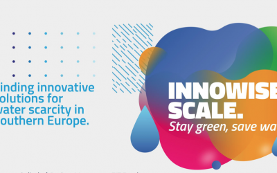 The European Institute of Innovation has selected Bluephage among 20 innovative companies to find solutions to water scarcity