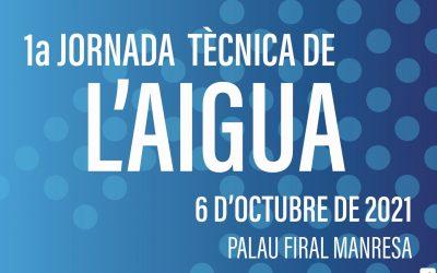 Bluephage participa en la Primera Jornada del Agua en el marco de la Feria Ecoviure de Manresa